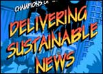 Delivering Sustainable News